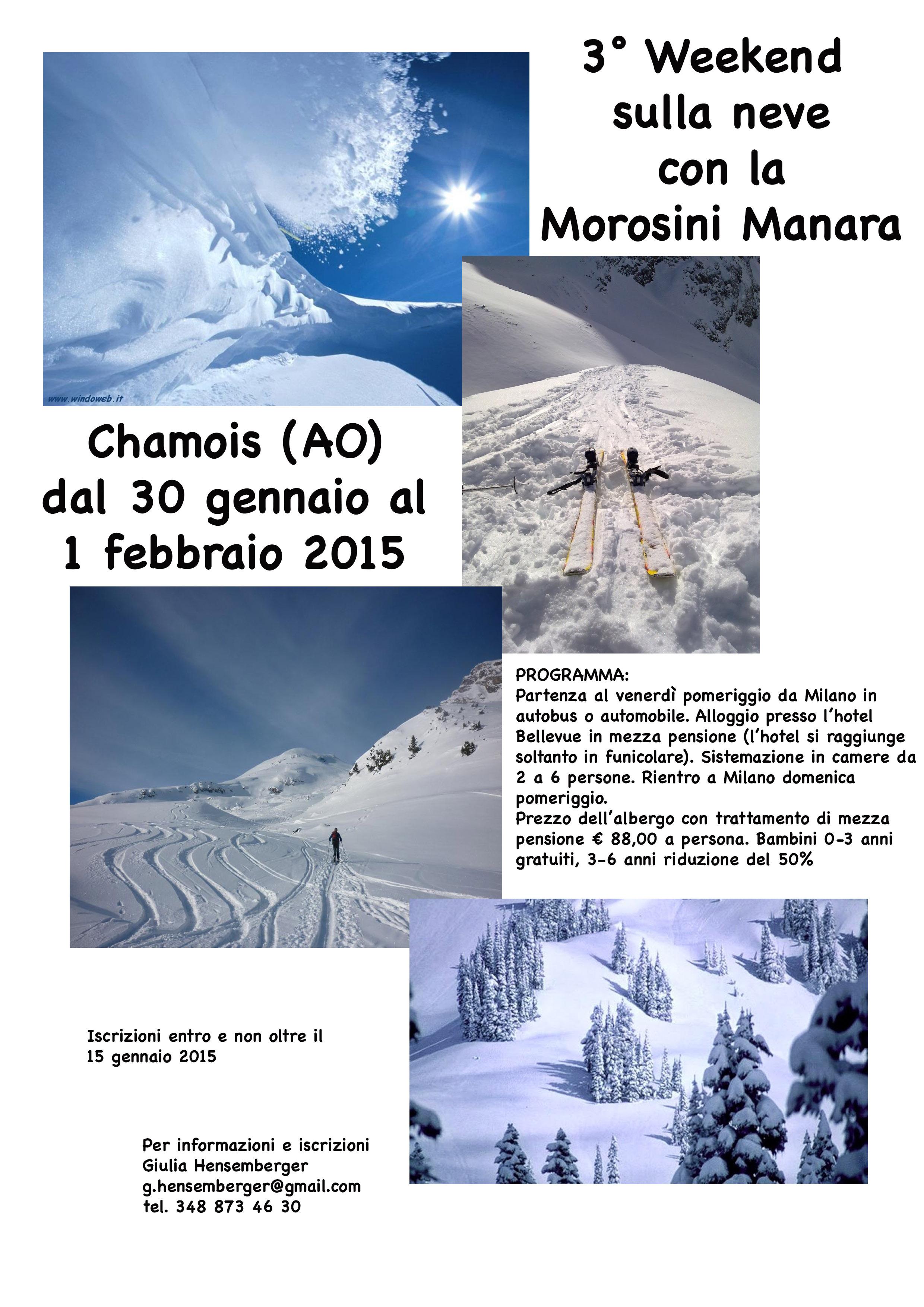 chamois 2015